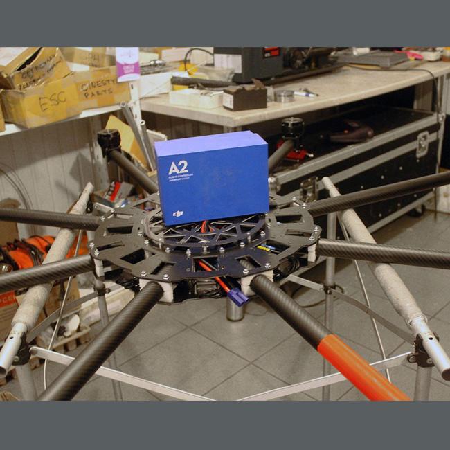 3д печать и мультироторные системы
